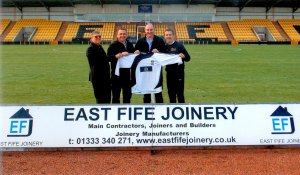 12112014 - East Fife Mail article - Sponsorship of East Fife FC